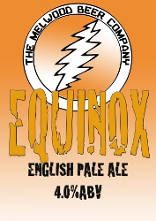 Equinox English Pale Ale