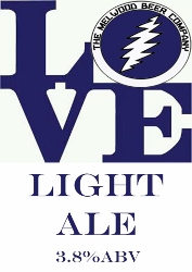 Lovelight 3.8%ABV- Light very hoppy blonde beer. Three types of American hops make this beer a bold yet refreshing drink with tons of hop aroma and a crisp biting flavour. Proper hop bomb.