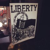 Liberty on bar